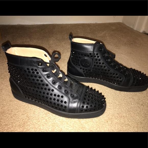 3a5d6bdbf5b Christian Louboutin Other - Christian Louboutin Spike Sneakers